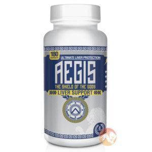 Antaeus labs Aegis Liver Support | 180 Capsules | Cycle Support | State Of The Art Liver Cleansing Agent