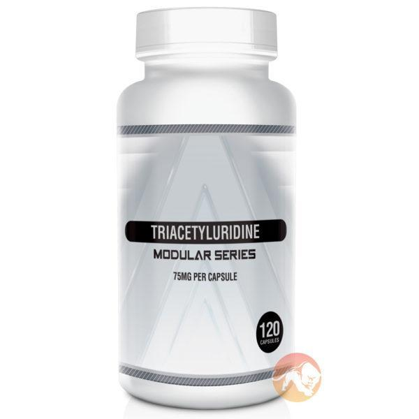 Antaeus labs Triacetyluridine | 120 Capsules | Nootropic Supplements & Boost Mental Performance | Aids In Improved Mental Performance