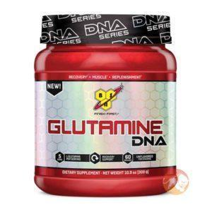 BSN Dna Glutamine | 309g | Glutamine Supplements | 100% Micronised Glutamine