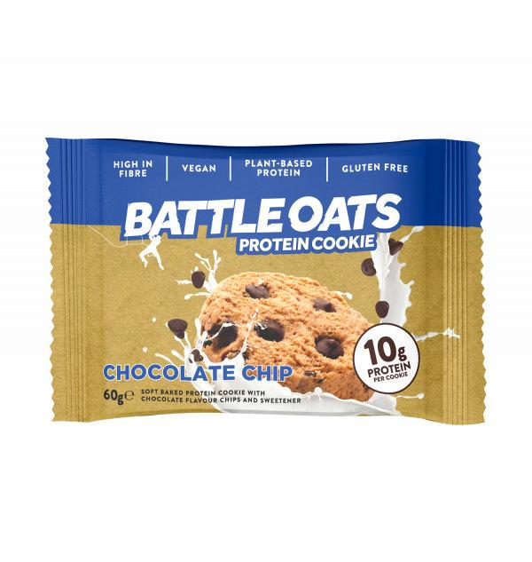 Battle Snacks Protein Cookie