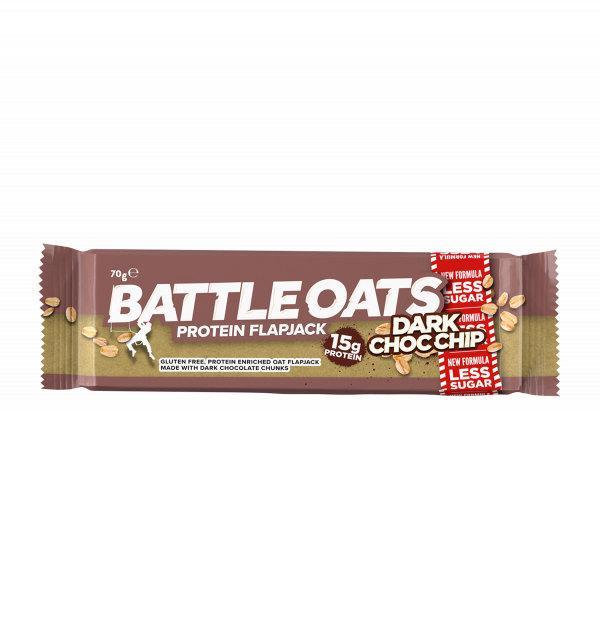Battle Snacks Protein Flapjack