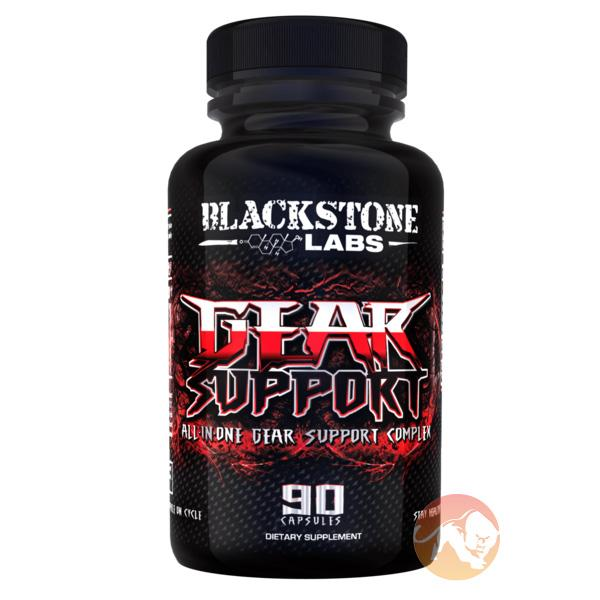 Blackstone Labs Gear Support | 90 Capsules | Cycle Support | Protects & Cleanses The Liver
