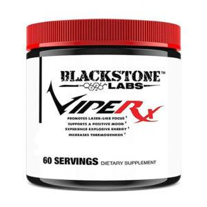 Blackstone Labs Viperx | 60 Servings | Kiwi Strawberry | Fat Burner | Fat Burners | Combat The Energy Draining Effects Of A Calorie Deficit