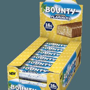 Bounty Protein Flapjack 18 x 60g
