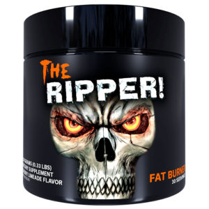 Cobra Labs The Ripper Fat Burner | 30 Servings | Cherry Limeade | Fat Burners | Rapid Acting Fat Burner