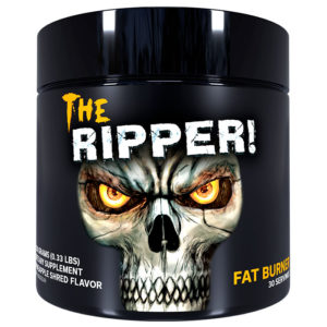 Cobra Labs The Ripper Fat Burner | 30 Servings | Pineapple Shred | Fat Burners | Rapid Acting Fat Burner