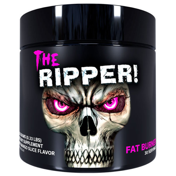 Cobra Labs The Ripper Fat Burner   30 Servings   Pink Mango Slice   Fat Burners   Rapid Acting Fat Burner