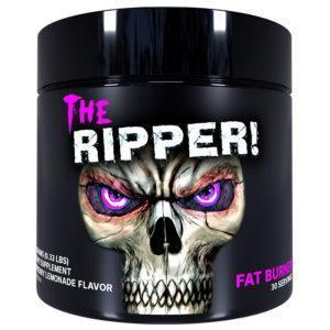 Cobra Labs The Ripper Fat Burner | 30 Servings | Raspberry Lemonade | Fat Burners | Rapid Acting Fat Burner