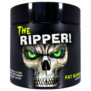 Cobra Labs The Ripper Fat Burner | 30 Servings | Razor Lime | Fat Burners | Rapid Acting Fat Burner