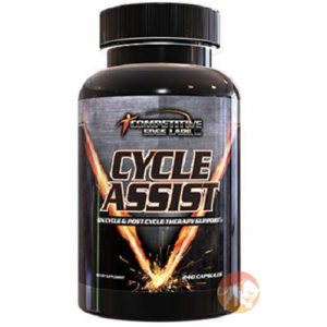 Competitive Edge Labs Cycle Assist | 240 Capsules | Organ Support | Cycle Support | Keeps Your Body Healthy