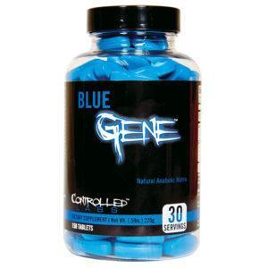 Controlled Labs Blue Gene | 150 Tabs | Performance Recovery Supplement | Post-Workout Supplements | Controlled Release Formula