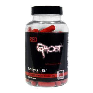 Controlled Labs Red Ghost Fat Burner | 28 Caps | Fat Burners | Helps To Suppress Appetite