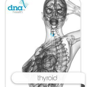 DNA Thyroid Fat Burning Test