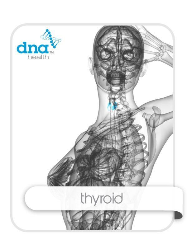 DNA Thyroid Fat Burning Test