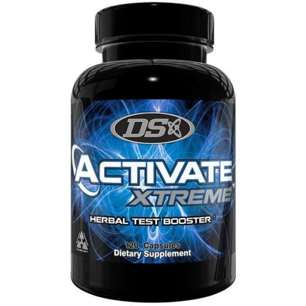Driven Sports Activate XTreme Test Booster | 120 Capsules | T Boosters | Total Solution For Enhancing Natural T Levels
