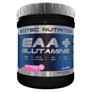 EAA+ Glutamine 300g Pink Lemonade