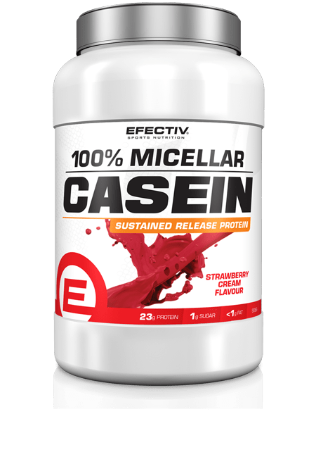 Efectiv Nutrition 100% Micellar Casein 908g