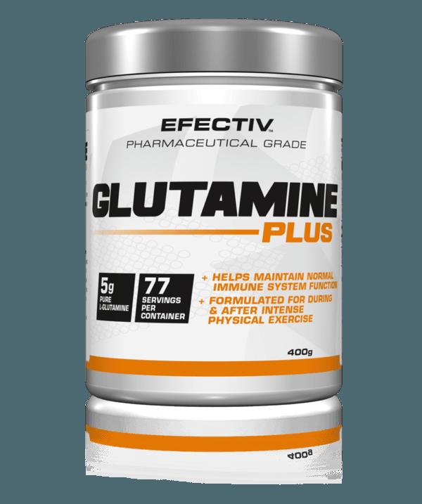 Efectiv Nutrition Glutamine Plus
