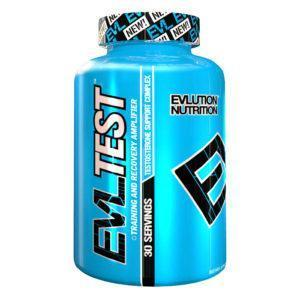 Evlution Nutrition Evl Test | 30 Servings | All-In-One T Booster | T Boosters | Ultimate All-In-One T Support