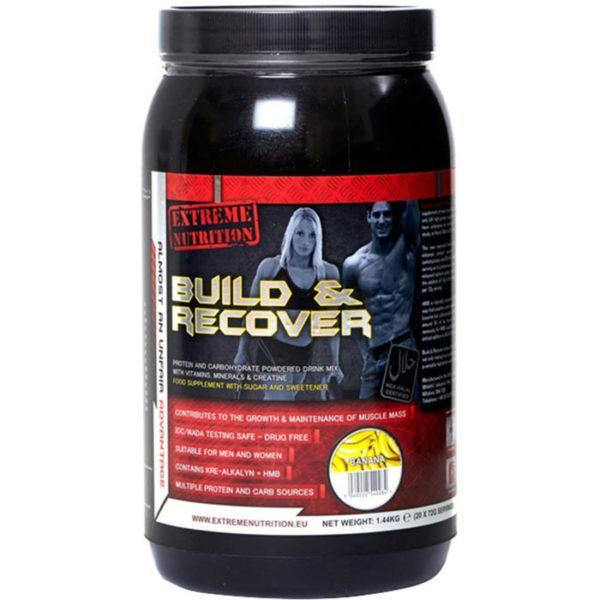 Extreme Nutrition Build & Recover 1.44kg