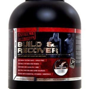 Extreme Nutrition Build & Recover 4.32kg