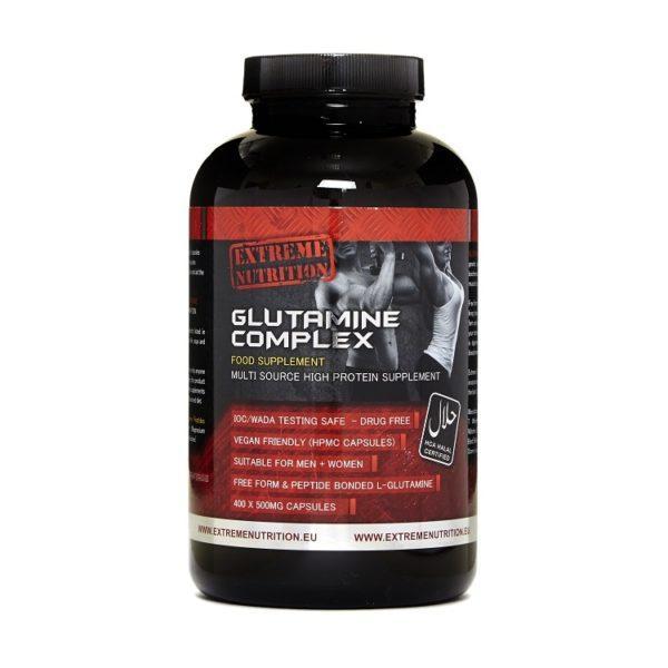 Extreme Nutrition Glutamine Complex