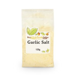 Garlic Salt 125g