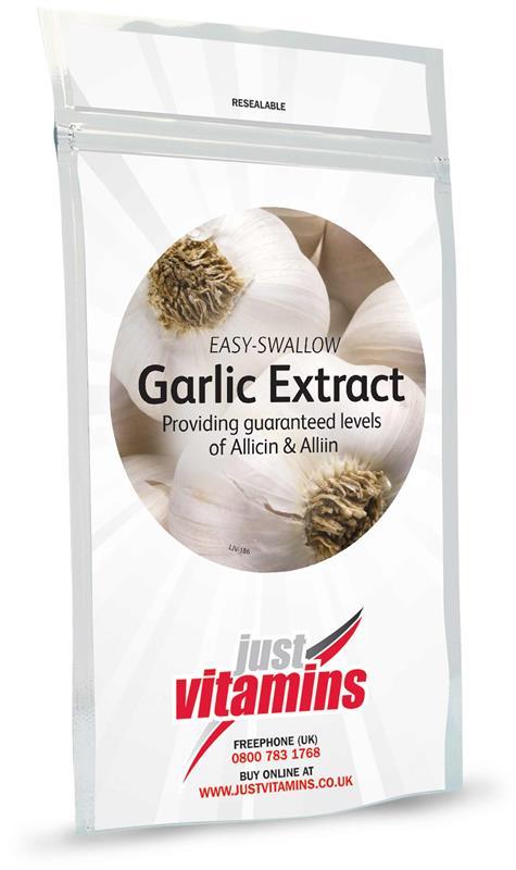 Garlic Supplement 1400mg