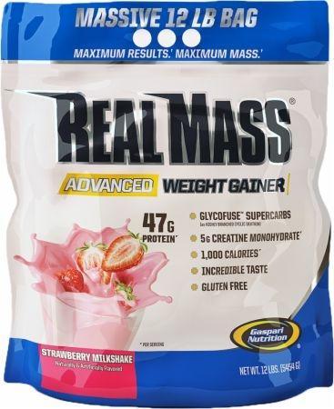 Gaspari Nutrition Real Mass 5.45kg