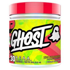 Ghost Lifestyle Ghost BCAA | 30 Servings | Kiwi Strawberry | Amino Drink | BCAA & Essential Amino Acids | 6g Of BCAAs