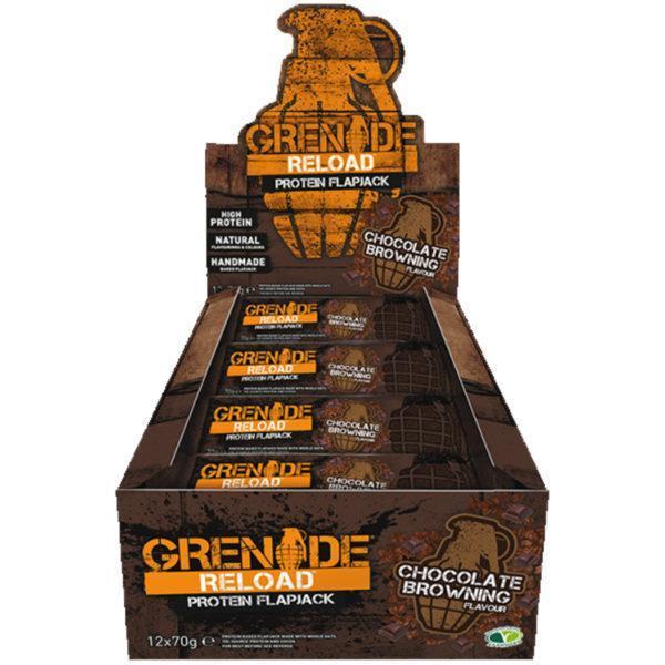 Grenade Reload Flapjack