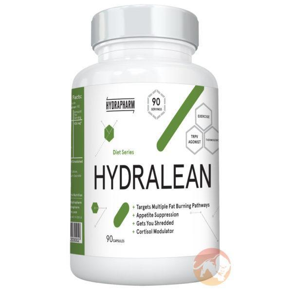 Hydrapharm Hydralean Fat Burner | 90 Capsules | Appetite Suppression | Fat Burners | Truly Innovative Fat Burner