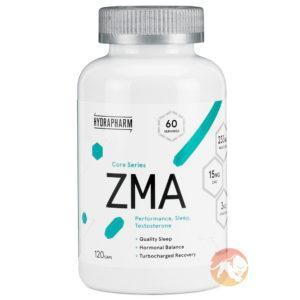 Hydrapharm Zma 120 Caps | 120 Capsules | Market Leading Formula | T Boosters | The Highest Absorbing Zma Formula On The Market