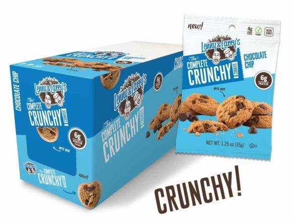 Lenny & Larry's The Complete Crunchy Cookies 12 x 35g