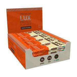 Lux Premium Protein Flapjack 12 x 75g
