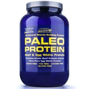 MHP Paleo Protein | 823g | Vanilla Almond | Egg Protein | Help To Build Lean Muscle Mass & Increased Strength