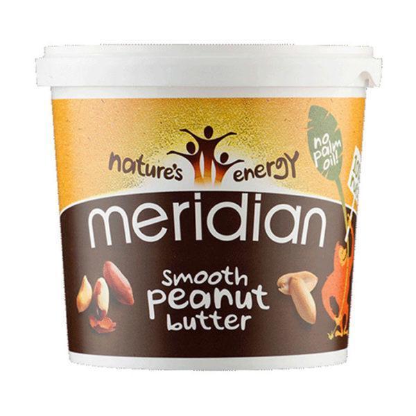Meridian Smooth Peanut Butter 100% 1kg