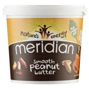 Meridian Smooth Peanut Butter 100%