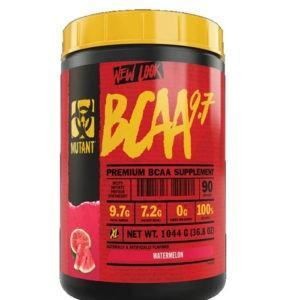 Mutant BCAA 9.7 | 30 Servings | Watermelon | Amino Acids | BCAA & Essential Amino Acids | Free Form Branched Chain Amino Acids