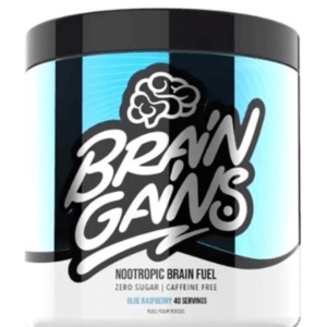 Nootropic Brain Fuel 40 Servings Blue Raspberry