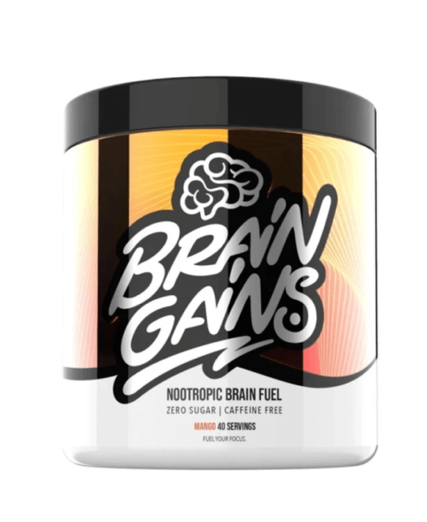 Nootropic Brain Fuel 40 Servings Mango
