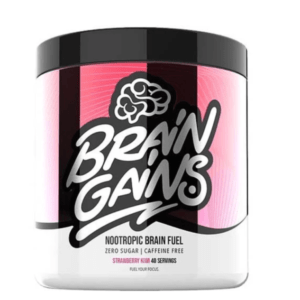 Nootropic Brain Fuel 40 Servings Strawberry Kiwi