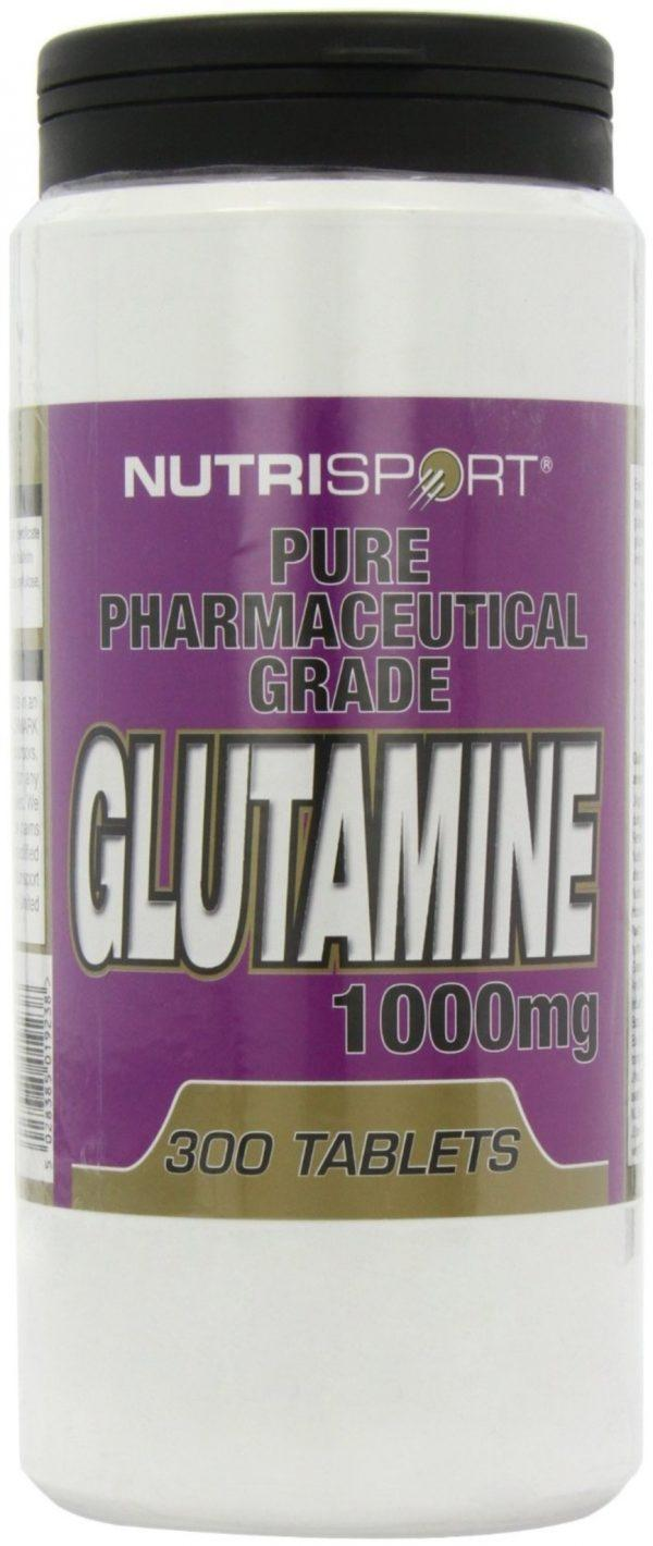 Nutrisport Glutamine Tablets