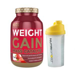 Nutrisport Weight Gain 1.4kg