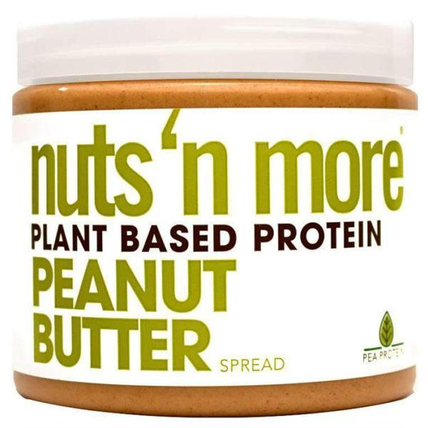 Nuts 'N More Nuts N More Plant Based Protein Peanut Butter | 454g | Vegan