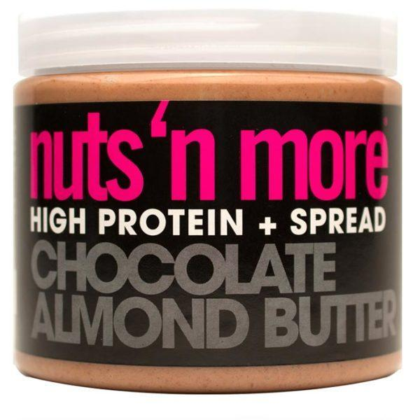 Nuts n More Chocolate Almond Butter 454g