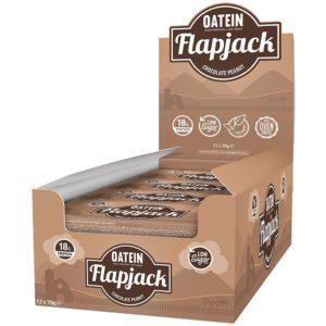 Oatein Low Sugar Flapjack 12 x 70g