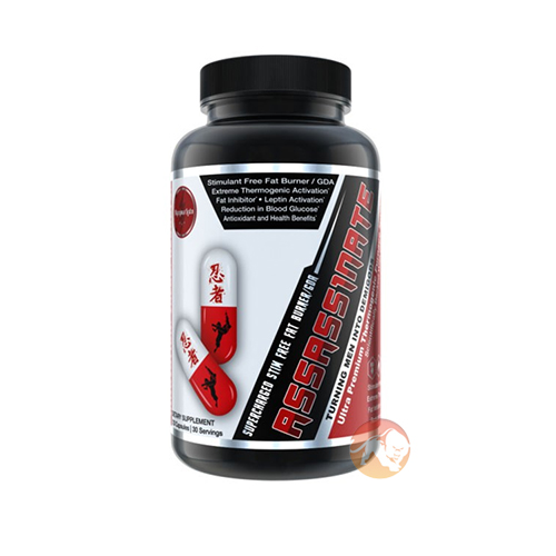 Olympus Labs Assass1Nate | 120 Capsules | Non-Stimulant Fat Burner | Non-Stimulant Fat Burners | Innovative Fat Burner Using The Latest Supplement