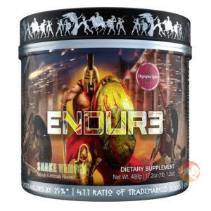 Olympus Labs Endur3 | 30 Servings | Tropical Thunder | BCAA Intra-Workout | BCAA & Essential Amino Acids | BCAAs