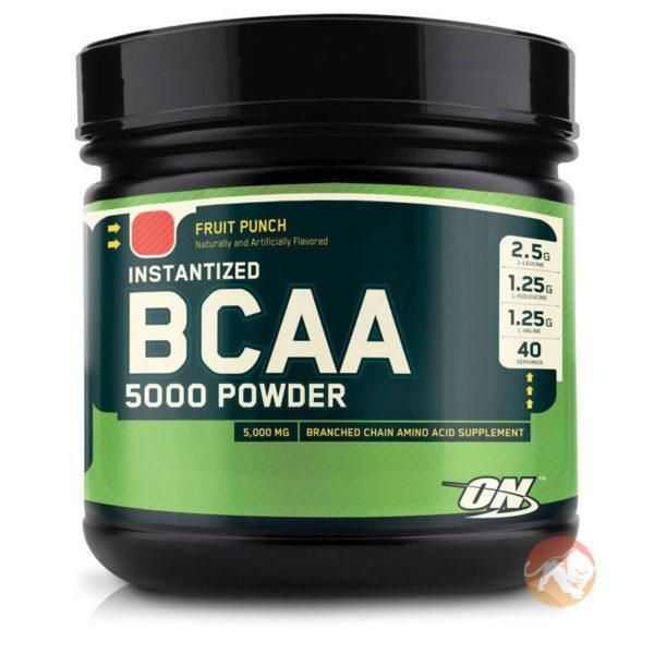 Optimum Nutrition BCAA 5000 | 345g | Unflavoured | BCAA & Essential Amino Acids | A Faster Way To Deliver Vital Amino Acids To Muscles Than Even Whey